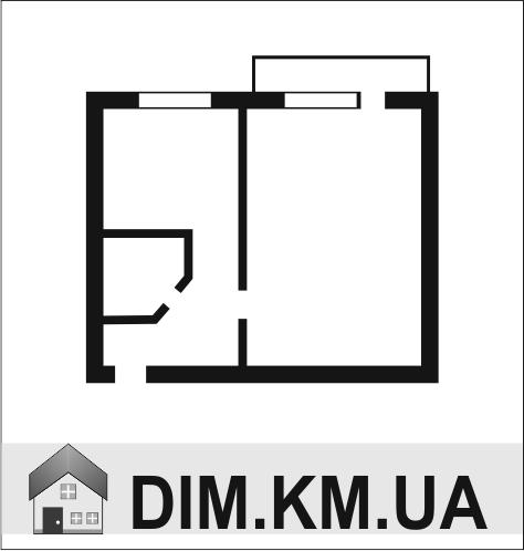 Продаж | Квартири - Хмельницький,  Виставка,  Миру проспект (м-н Буржуй) Цiна: 361 000грн. 13 146 $10 663 €(за курсом НБУ) Кількість кімнат:  1 Площа:  38/19/8 кв.м. - Квартири на DIM.KM.UA