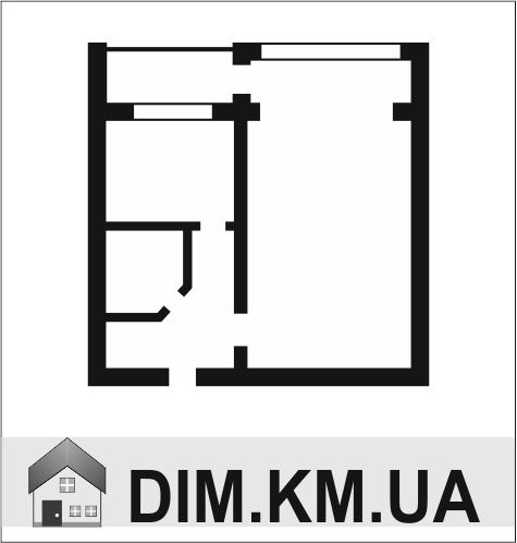 Продаж | Квартири - Хмельницький,  Зарічанська Цiна: 234 000грн. торг8 953 $7 697 €(за курсом НБУ) Кількість кімнат:  1 Площа:  68/25/20 кв.м. - Квартири на DIM.KM.UA