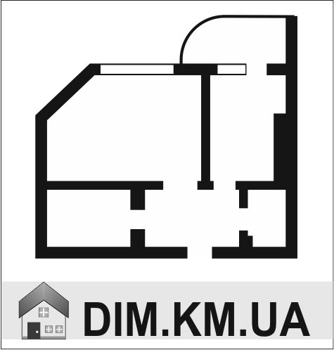Продаж | Квартири - Хмельницький,  Тернопільська вул. Цiна: 357 750грн. торг13 120 $11 179 €(за курсом НБУ) Кількість кімнат:  1 Площа:  34/18/7 кв.м. - Квартири на DIM.KM.UA