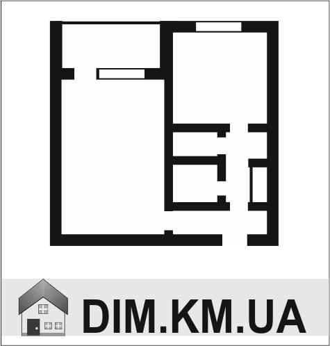 Продаж | Квартири - Хмельницький,  Раково Цiна: 430 000грн. торг16 419 $13 674 €(за курсом НБУ) Кількість кімнат:  1 Площа:  36 кв.м. - Квартири на DIM.KM.UA