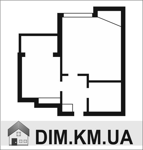 Продаж | Квартири - Хмельницький,  Південно-Захід Цiна: 450 000грн. торг17 218 $14 802 €(за курсом НБУ) Кількість кімнат:  1 Площа:  30 кв.м. - Квартири на DIM.KM.UA