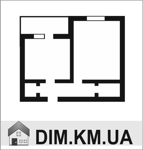 Продаж | Квартири - Хмельницький,  Озерна ближня Цiна: 362 000грн. 12 999 $11 426 €(за курсом НБУ) Кількість кімнат:  1 Площа:  47 кв.м. - Квартири на DIM.KM.UA