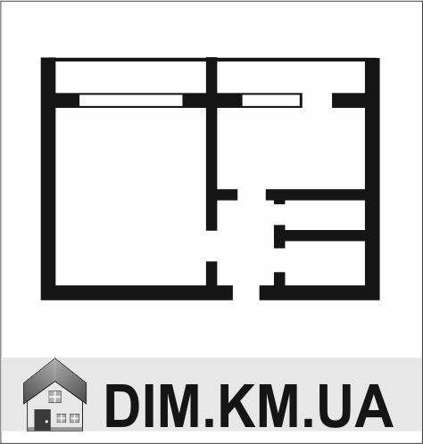 Продаж | Квартири - Хмельницький,  Дубово Цiна: 330 000грн. торг12 600 $10 494 €(за курсом НБУ) Кількість кімнат:  1 Площа:  32 кв.м. - Квартири на DIM.KM.UA