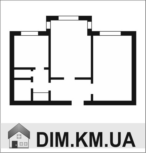 Продаж | Квартири - Хмельницький,  Миру проспект Цiна: 399 000грн. 14 694 $13 495 €(за курсом НБУ) Кількість кімнат:  2 Площа:  53 кв.м. - Квартири на DIM.KM.UA