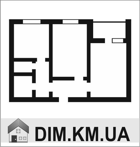 "Продаж | Квартири - Хмельницький,  Озерна (""Агора"") Цiна: 6 300грн.(за кв. м.) 229 $186 €(за курсом НБУ) Кількість кімнат:  2 Площа:  38/19/9 кв.м. - Квартири на DIM.KM.UA"