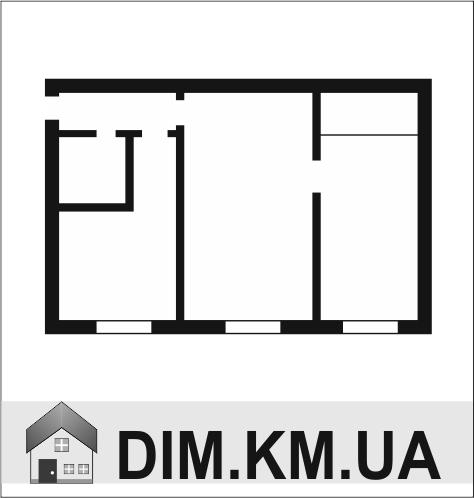 Продаж | Квартири - Хмельницький,  Озeрна Цiна: 465 000грн. 17 367 $15 437 €(за курсом НБУ) Кількість кімнат:  2 Площа:  62 кв.м. - Квартири на DIM.KM.UA