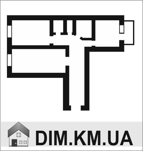 Оренда | Квартири подобово - Кам'янець-Подільський,  Тринітарська Цiна: 400грн. 15 $13 €(за курсом НБУ) Кількість кімнат:  2 Площа:  36 кв.м. - Квартири подобово на DIM.KM.UA