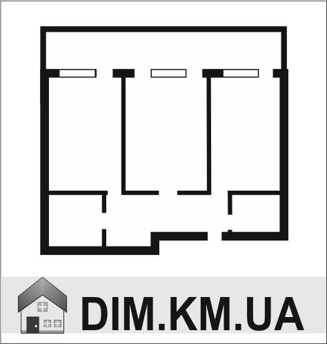 Продаж | Квартири - Хмельницький,  Старокостянтинівське шосе Цiна: 8 100грн.(за кв. м.) торг303 $269 €(за курсом НБУ) Кількість кімнат:  2 Площа:  66/42/14 кв.м. - Квартири на DIM.KM.UA