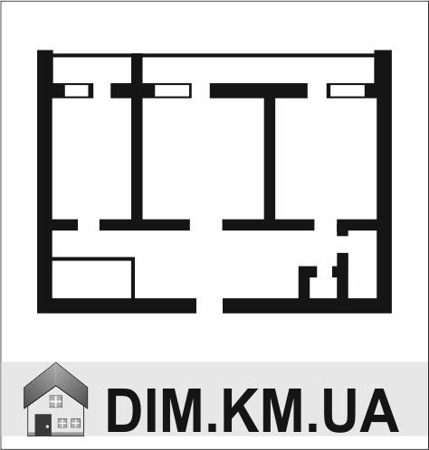 Продаж | Квартири - Хмельницький,  Озерна,  Кармалюка вул. Цiна: 480 000грн. 18 239 $15 370 €(за курсом НБУ) Кількість кімнат:  2 Площа:  65/36/10 кв.м. - Квартири на DIM.KM.UA