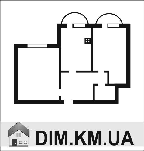 Продаж | Квартири - Хмельницький,  Озeрна Цiна: 710 000грн. торг27 110 $22 578 €(за курсом НБУ) Кількість кімнат:  2 Площа:  75 кв.м. - Квартири на DIM.KM.UA