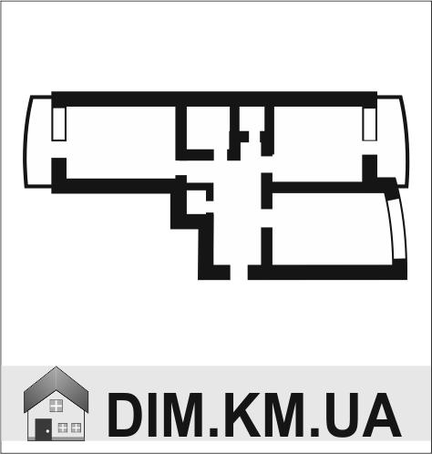 Продаж | Квартири - Хмельницький,  Майборського Цiна: 570 000грн. торг21 764 $18 126 €(за курсом НБУ) Кількість кімнат:  2 Площа:  45 кв.м. - Квартири на DIM.KM.UA