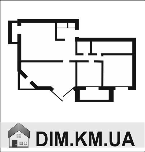 Продаж | Квартири - Хмельницький,  Залізняка  Цiна: 760 000грн. торг29 019 $24 168 €(за курсом НБУ) Кількість кімнат:  4 Площа:  85 кв.м. - Квартири на DIM.KM.UA