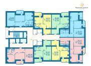 Продаж | Квартири - Хмельницький,  Південно-Захід,  Молодіжна Цiна: 9 500грн.(за кв. м.) торг363 $312 €(за курсом НБУ) Кількість кімнат:  1 Площа:  50/19/11 кв.м. - Квартири на DIM.KM.UA