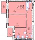 Продаж   Квартири - Хмельницький,  Виставка Цiна: 6 400грн.(за кв. м.) торг240 $205 €(за курсом НБУ) Кількість кімнат:  2 Площа:  65/35/9 кв.м. - Квартири на DIM.KM.UA