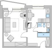 Продаж   Квартири - Хмельницький,  Озерга Цiна: 7 000грн.(за кв. м.) 243 $198 €(за курсом НБУ) Кількість кімнат:  1 Площа:  56 кв.м. - Квартири на DIM.KM.UA