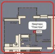 Продаж | Квартири - Хмельницький,  Озерна,  Кармелюка Цiна: 460 200грн. 17 608 $15 138 €(за курсом НБУ) Кількість кімнат:  2 Площа:  59 кв.м. - Квартири на DIM.KM.UA