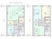 Продаж | Будинки, котеджі - Хмельницький,  Трудова Цiна: 745 000грн. 26 791 $23 612 €(за курсом НБУ) Кількість кімнат:  3 Площа:  98 кв.м. - Будинки, котеджі на DIM.KM.UA