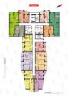 Продаж | Квартири - Хмельницький,  Центр Цiна: 10 500грн.(за кв. м.) 397 $353 €(за курсом НБУ) Кількість кімнат:  2 Площа:  64/32/14 кв.м. - Квартири на DIM.KM.UA